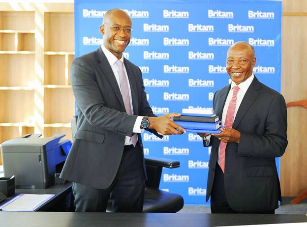 Image of Britam's new Group CEO