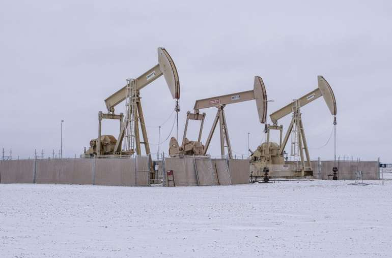 Oil Cold Freeze