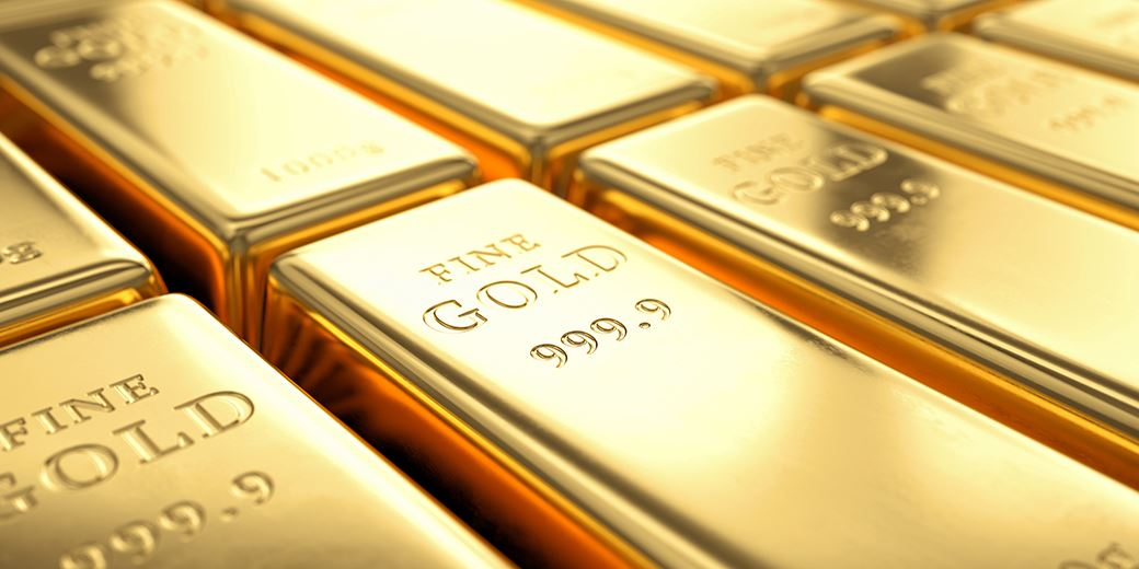 Gold Eases 0.3% as Benchmark U.S Yields Rebound