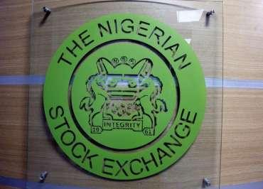 Nigerian Stock Exchange in Lagos