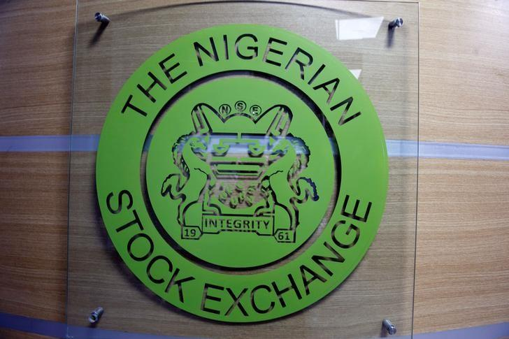 Nigerian Stock Exchange in Lagos