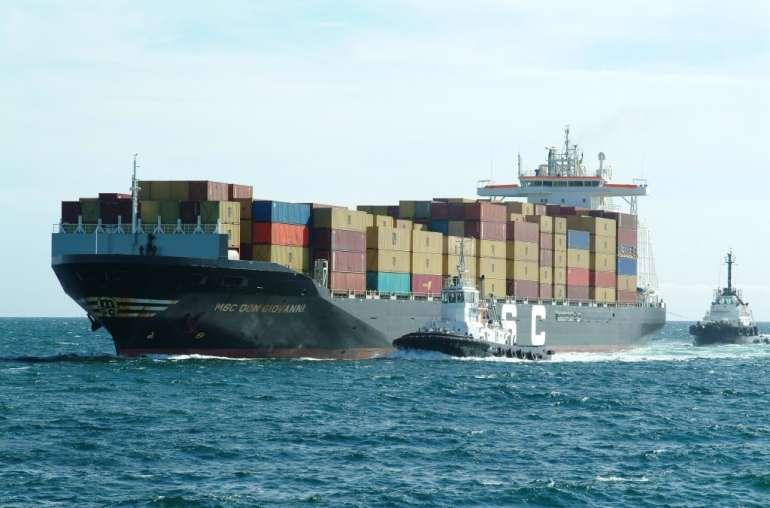 Mombasa Ship Cargo