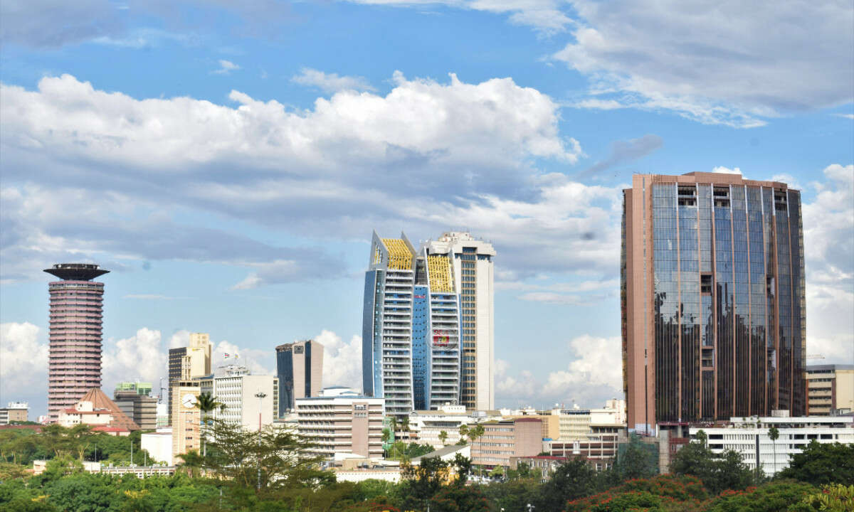 Kenya Business Activity Slows Sharply in March