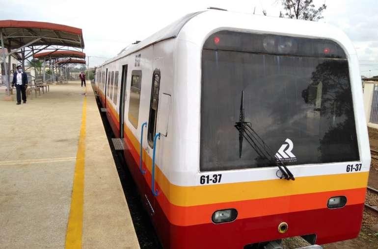 Kenya Railways