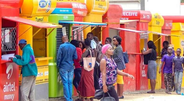 Uganda mobile money