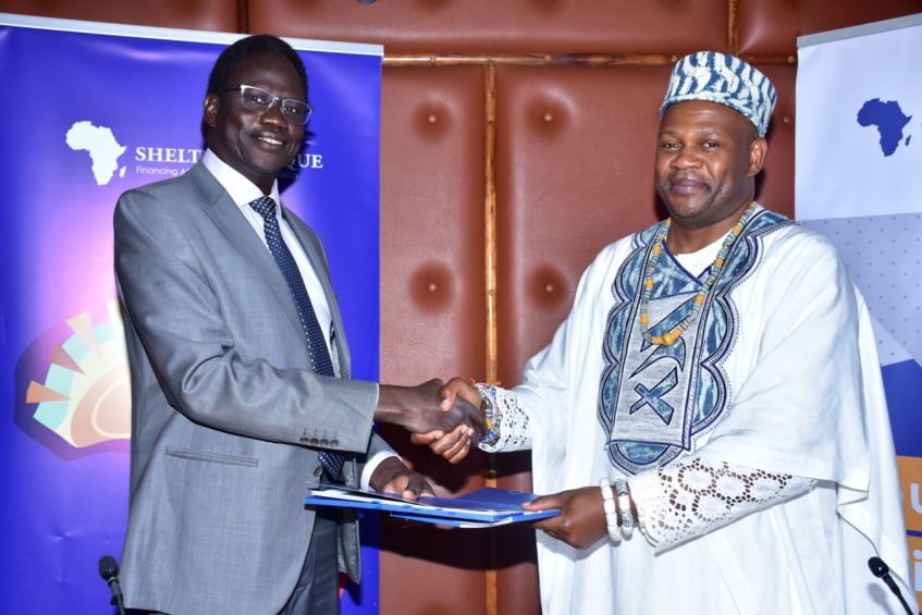 Shelter Afrique Sign's $1.5Bn MoU on South Sudan Military Housing Project