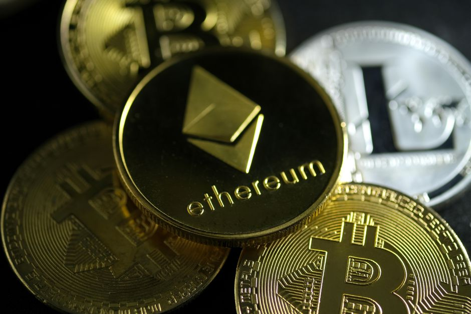 Ether Soars Above $4,000 a New all time High.