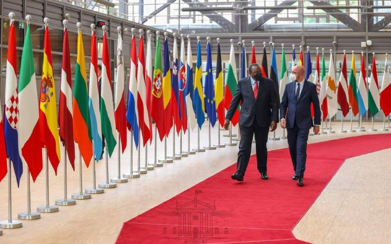 EU to Engage Kenya Directly on Trade Talks after EAC Fails to Endorse Deal