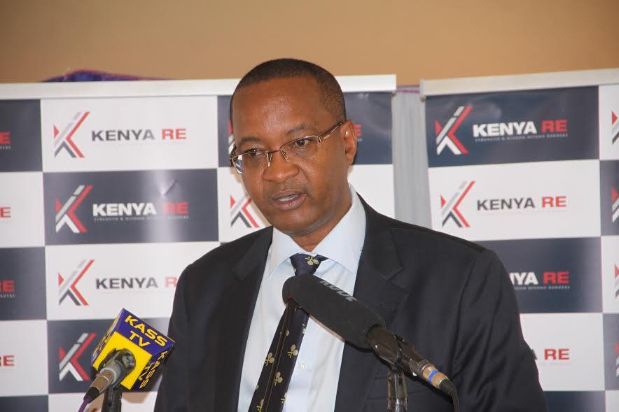 Kenya Reinsurance Posts 26% Decline in After Tax Profits to Kes 2.80 Billion For FY2020