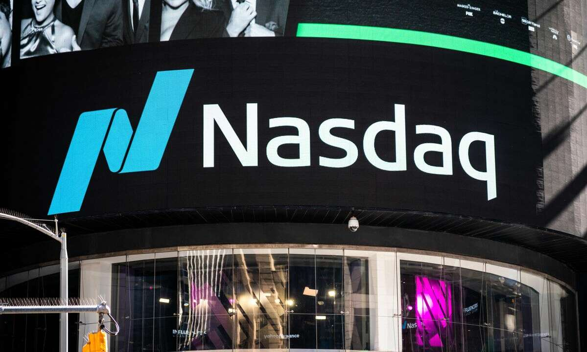 Nasdaq Leads Wall Street with Record Close; Apple Jumps 0.4% to Second-Highest Close