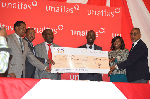 Unaitas Secures Kes 1 Billion Funding From Oikocredit to Finance SMEs