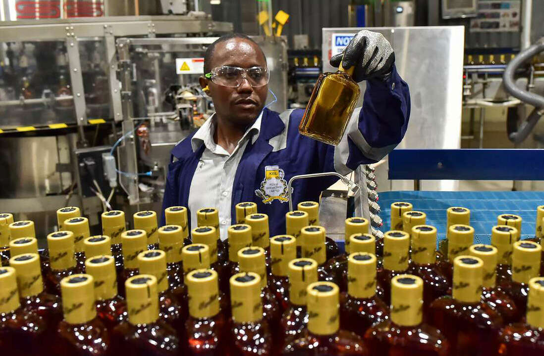 EABL Reports a 1% Drop in Profit to Kes 6.96 Billion, Citing Tough Operating Environment