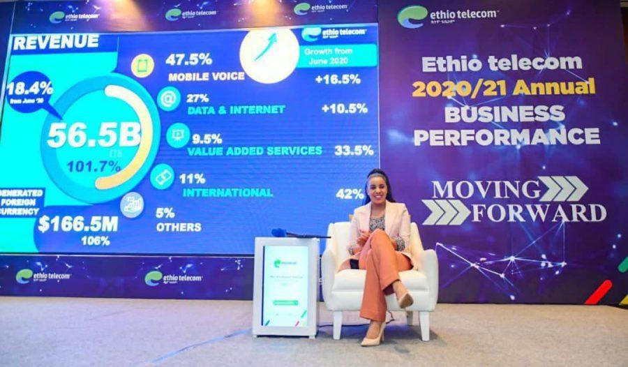 Ethio Telecom Reports 18.4% Rise in Full-year Revenue