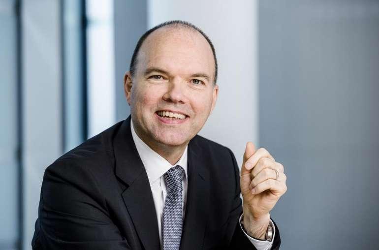 Vodafone CEO Nick Read