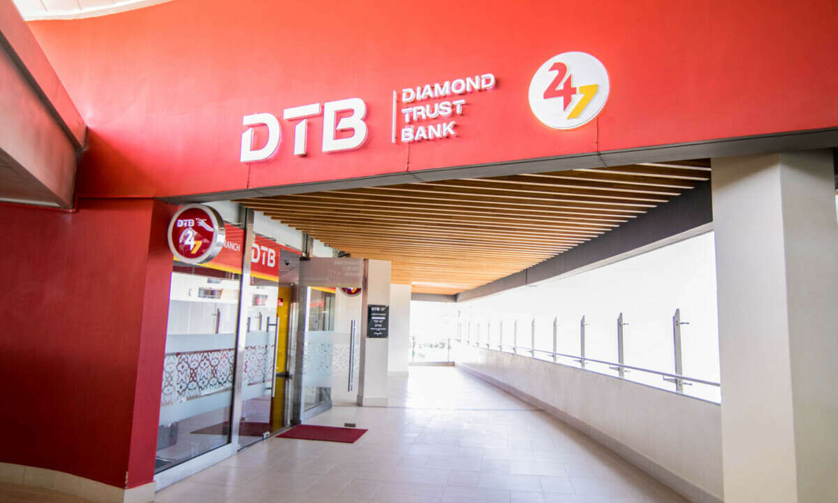 Diamond Trust Bank Posts a 20.1% Rise in Profits to Kes 3.2 billion in 1H2021