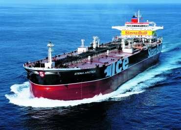 Oil ship tanker