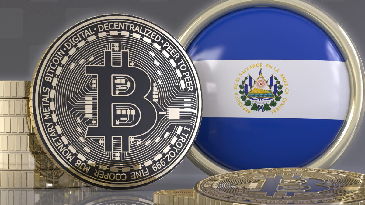 Bitcoin Rallies 1.5% as El Salvador Adopts the Cryptocurrency as Legal Tender.