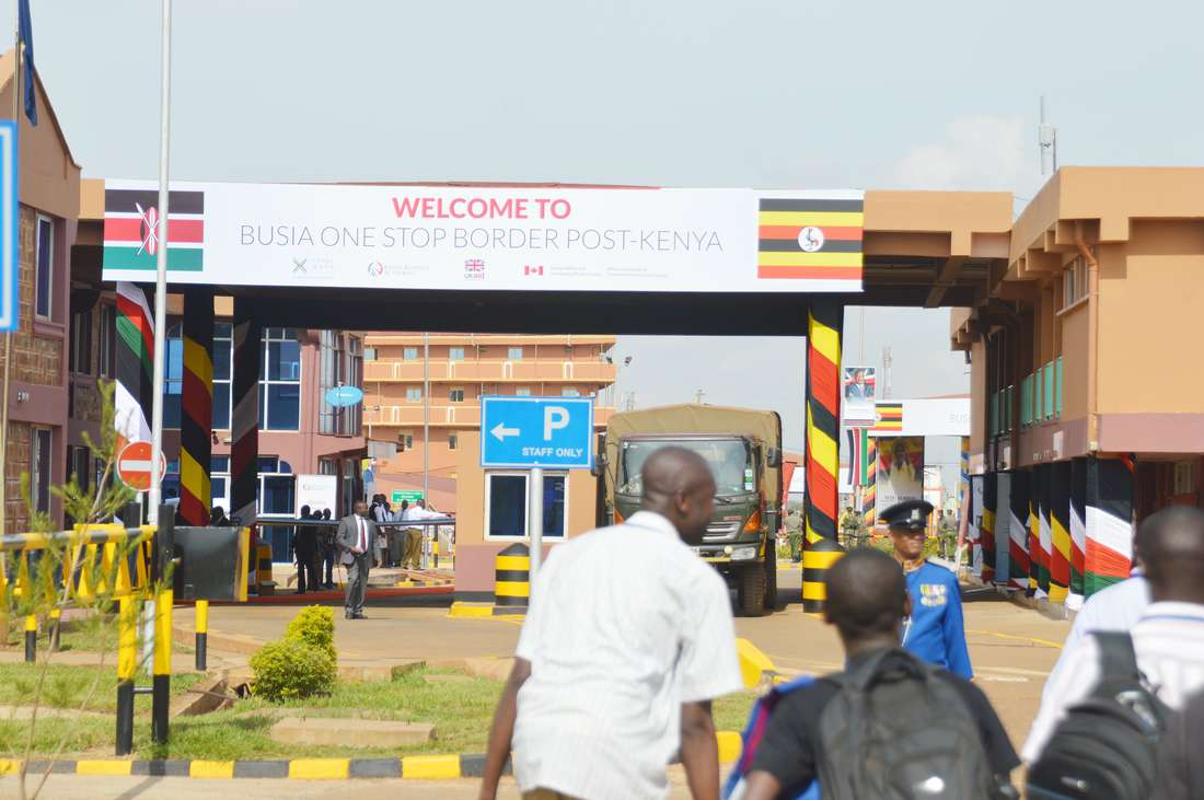 Kenya and Uganda Set to Establish a 3RD Point of Entry and Exit to Enhance Trade