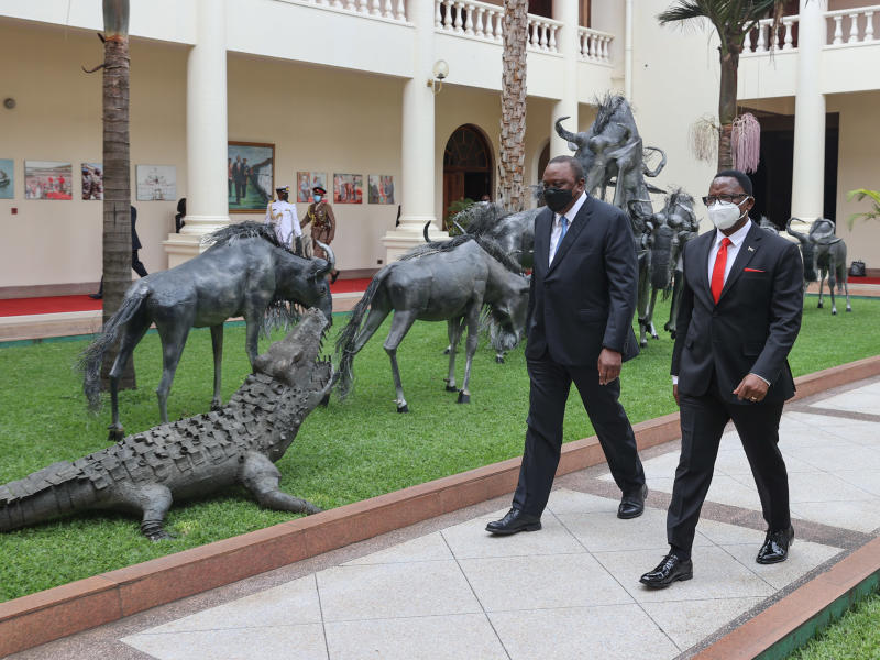 Kenya and Malawi Sign Eight bilateral pacts Set to boost trade, investments